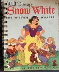 Children's Storybook Journal - Snow White - $11.50