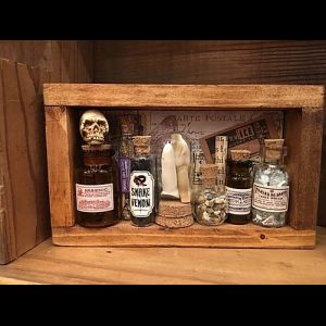SHADOW BOX COLLECTIONS