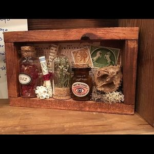 SHADOW BOX COLLECTION